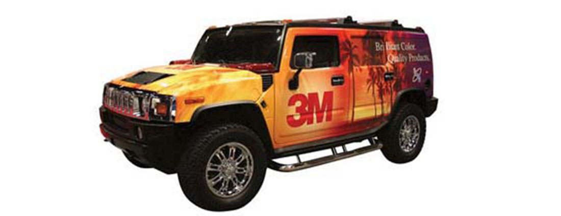 Vehicle Wraps slide